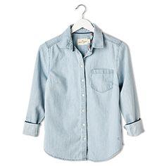 Denim Shirt - Lindex