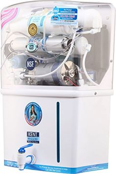 b32532f8d50 Kent Grand Plus 8-Litre Mineral RO + UV UF with TDS Controller Water  Purifier