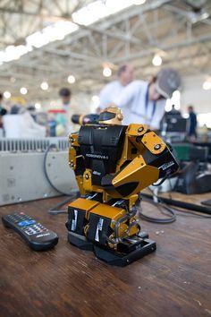 RoboGames 2012, The World's Largest Robot Competition