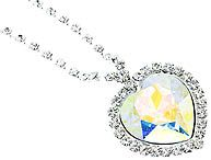 CRYSTAL NECKLACE wholesale fashion jewelry 059516