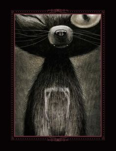 French Artist Benjamin Lacombe's Haunting Illustrations for Poe's Tales of the Macabre | Brain Pickings