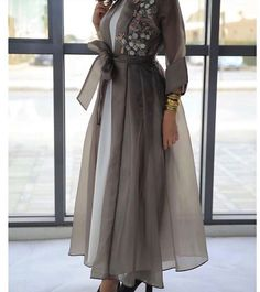 30 Best Dresses to Wear to a Wedding Iranian Women Fashion, Arab Fashion, Muslim Fashion, Hijab Evening Dress, Hijab Dress Party, Evening Dresses, Casual Hijab Outfit, Casual Dresses, Dresses Dresses