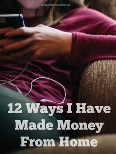 A hearty list of real ways to make money from home that someone without a higher education can make a living in the Independent Contractor world.