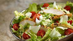 Ceasar salad with anchois Salad Bar, Cobb Salad, Lidl, Toddler Meals, Potato Salad, Salads, Curry, Ethnic Recipes, Food