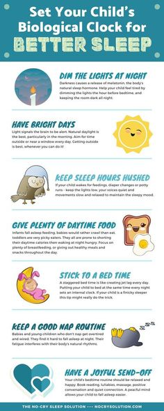 Is your child's sleep off? These tips can help you reset their biological clock so everyone sleeps better. . . #elizabethpantley #nocrysolution #nocrysleepsolution #attachmentparenting #gentlesleep #noCIO #nocryitout #fourthtrimester #sleeptips #babysleeptips #sleepadvice #sleepproblems #toddlersleepproblems #toddlersleep