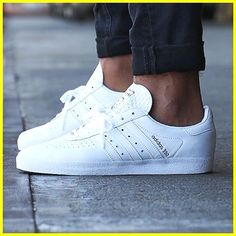 size 40 13cb6 77349 adidas Baskets 350 Footwear White Core Black LaBoutiqueOfficie - Adidas  White Sneakers - Latest and fashionable shoes - adidas Baskets 350 Footwear  White ...