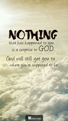 """Good morning dear friend! When something happens I am not comfortable with and try to work out how I'm going to deal with it!...The Lord reminds me..""""My grace is sufficient for you, for My strength is made perfect in weakness."""" (2 Cor 12:9) Therefore, Father God isn't surprised at what has happened but He will still get me to where I'm supposed to be! I have learnt to trust Him! Be blessed today knowing that God will fulfil all His purposes for you. My love and hugs. Noni. xoxo's"""
