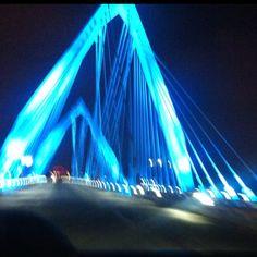 Bridge in Guadalajara Jalisco, Mexico