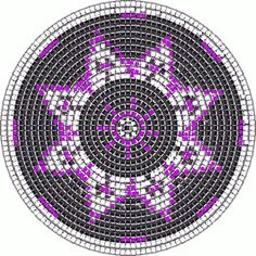 New Native Nation Free Beadwork Patterns