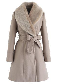 Faux Fur Collar, Fur Collars, Black Fur Collar Coat, Hollywood Glamour, Unique Fashion, Indie, Sheer Maxi Dress, Belted Coat, Coat Dress