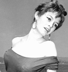 Brigitte in Cannes, 1955