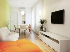 Interior Design di un appartamento privato, Centro storico Lucca