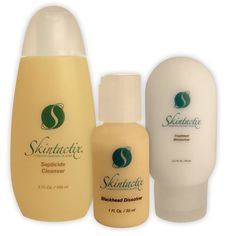 Blackhead/Whitehead kit for Sensitive or Dry Skin by Skintactix. $35.00. No Benzoyl Peroxide. Paraben Free. Last for 2 months. Money Back Guarantee. All Natural Products. This Blackhead/Whitehead acne kit is specially formulated for Sensitive or Dry Skin.  These products where developed by a dermatologist and bio-chemist.