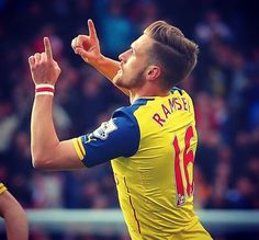 Arsenal - Aaron Ramsey