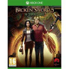 Broken Sword 5 The Serpent's Curse Xbox One Game | http://gamesactions.com shares #new #latest #videogames #games for #pc #psp #ps3 #wii #xbox #nintendo #3ds
