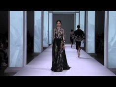 Ralph & Russo | Haute Couture Spring Summer 2015 by Tamara Ralph | Full Fashion Show in High Definition. (Exclusive Video - Widescreen)  the black dress in the preview <3