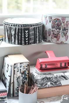 A sneak peek from our home office photo shoot! #nordicdesigncollective #homeoffice #photoshoot #notebook #office #home #homedecor #pink #salmon #wrappingpaper #storagebox #hannakarlzon #susannasivonen #million #jollygoodfellow #box #boxes #pen #paper #write #work #working #workathome #fyran Good Fellows, Hanna Karlzon, Nordic Living, Nordic Design, Photo Shoots, Poster Wall, Home Office, Salmon, Cool Pictures