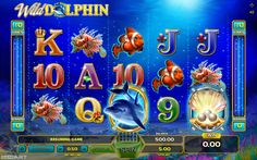 Wild Dolphin - http://www.777free-slots.com/free-slot-online-wild-dolphin/