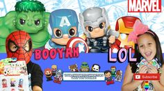 NEW Ooshies Season 1 Limited Edition Marvel Superheroes Blind Bag Toy Op. Justice League, Season 1, My Little Pony, Cool Kids, Kids Toys, Blinds, Channel, Marvel, Lol