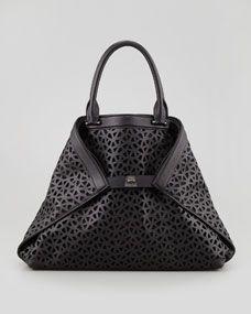 Akris Ai Laser-Cut---LOVE the handbag...not the price, dang it.