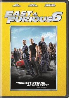 Title: Fast and Furious 6 Series: Fast and Furious Author: Justin Lin Genre: Action thriller Publisher: Universal Release Date: December 10 2013 Format: DVD   Both Vin Diesel, as Dominic Toretto, and the Rock Dwayne Johnson, as Diplomatic Security Services agent Hobbs give solid performances – I personally think that Johnson is a fine actor, getting better all the time – in a film that begins where episode five ended. In episode five, in Rio, things had caused the reluctant Hobbs to ally…