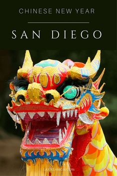 An always up-to-date list of Lunar New Year/Chinese New Year events in San Diego. La Jolla Mom #chinesenewyear #sandiego