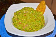 healty guacamole