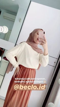 Casual Hijab Outfit, Ootd Hijab, Hijab Chic, Casual Fall Outfits, Trendy Outfits, Fashion Outfits, Modern Hijab Fashion, Hijab Fashion Inspiration, Muslim Fashion