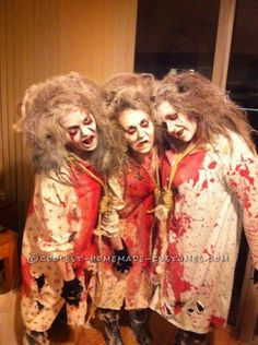 category halloween costumes couples group zombie costumesdo
