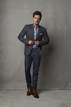#InspiracionAldoConti #Moda #Menswear #Hombre #FashionMan #ModaCaballeros #Outfit #BuenGusto #Casual