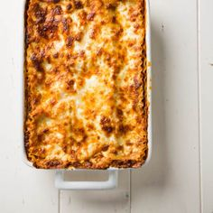 Hearty Beef Lasagna | Cook's Country
