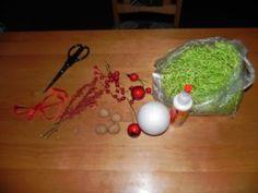 Návod na výrobu dekorační koule Eggs, Breakfast, Food, Morning Coffee, Essen, Egg, Meals, Yemek, Egg As Food