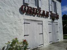 #Cruzan Rum Factory