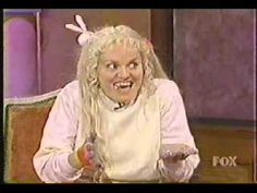 Dot on Mad TV...she's on Oprah in this episode.  lol
