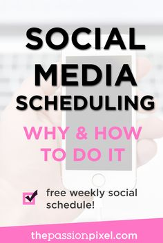 Learn the best strategies to get your social media updates seen & shared! Get tons of blog traffic now with social media scheduling!
