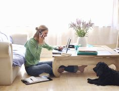Here are expert strategies for increased productivity at home