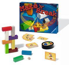 Ravensburger - Game Make 'n' Break