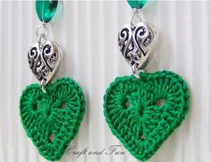 Résultats de recherche d'images pour « collares tejidos a crochet paso a paso Diy Earrings Crochet, Bracelet Crochet, Crochet Jewelry Patterns, Crochet Diy, Thread Crochet, Crochet Accessories, Crochet Motif, Crochet Crafts, Crochet Flowers