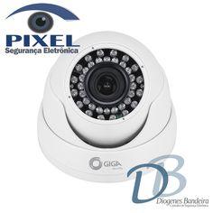 Blog do Diogenes Bandeira: Nova câmera IP da Giga Security, modelo GS IP1000D...