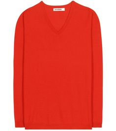 JIL SANDER Cashmere Sweater. #jilsander #cloth #sweater