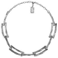 CAMILLE (Silver) NECKLACE