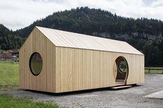 Ausstellungshaus By Matt Innauer Architekten | iGNANT.com