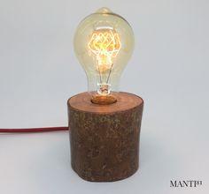 Luminária Rust 2