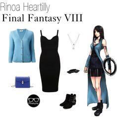 Rinoa Heartilly - Final Fantasy