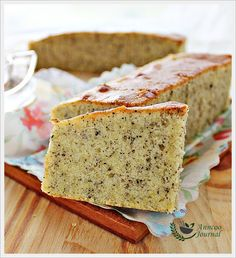 Earl Grey Tea Cake   Anncoo Journal - Come for Quick and Easy Recipes