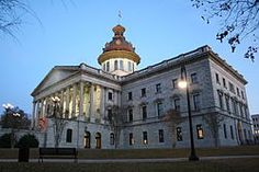 South Carolina Statehouse - Take a tour of this historic building built in the Greek Revival style.