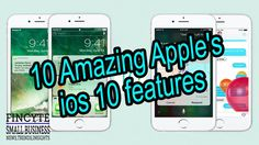 10 Amazing Apple's iOS 10 Features You Don't Know