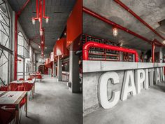 BREWERIES! Capitán Central Brewery by Guillermo Cacciavillani, Córdoba – Argentina » Retail Design Blog