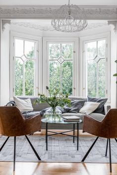 Style and Create — Inspiring Gothenburg apartment soon out for sale via Lundin - isn't it beautiful? | Styling by Intro Inred | Photo by Christian Johansson