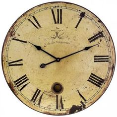 Wall clock for the kitchen..
